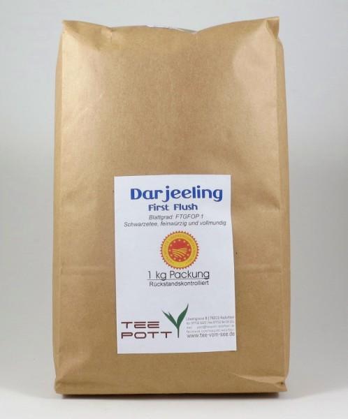Darjeeling First Flush - 1kg Pack