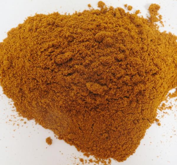 Chili gemahlen (Cayennepfeffer)
