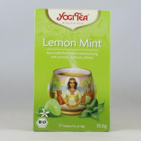 Yogi Lemon Mint