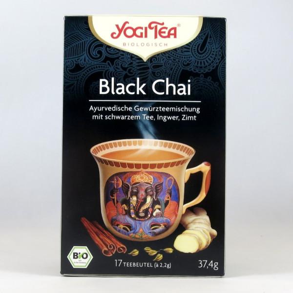 Yogi Black Chai