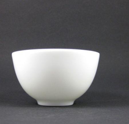 Porzellancup weiß 9 | 5