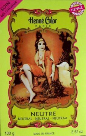 Henna Pulver NEUTRAL
