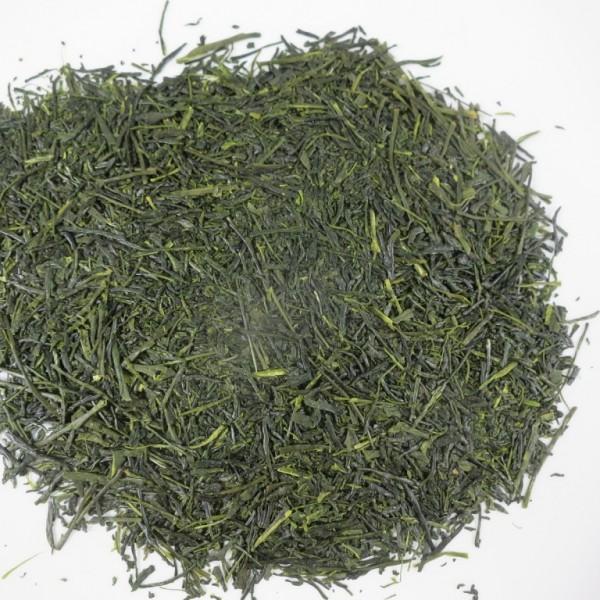 Kirishima Fukamushicha Bio, Grüner Biotee aus Japan