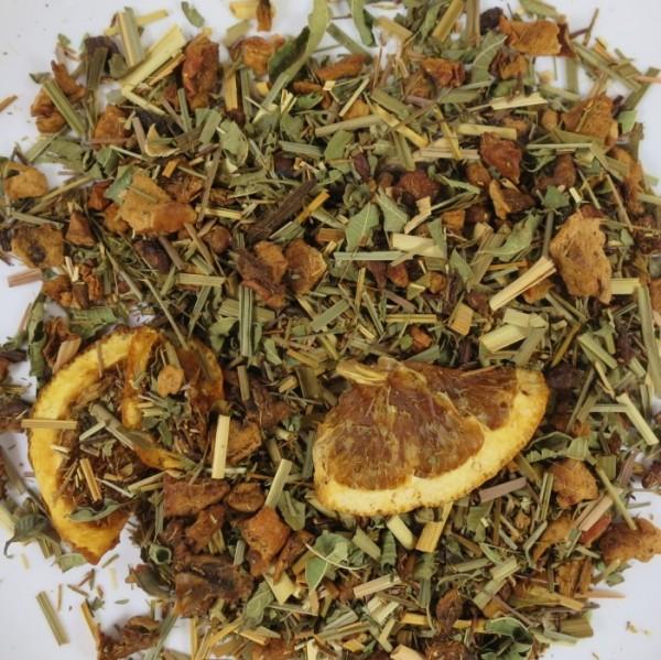 Apfeltee Vanille-Lemon