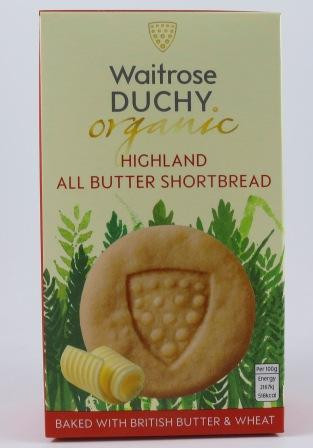Duchy Highland All Butter Shortbread BIO