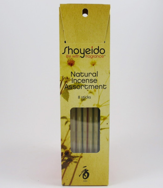 Natural Incense Assortment