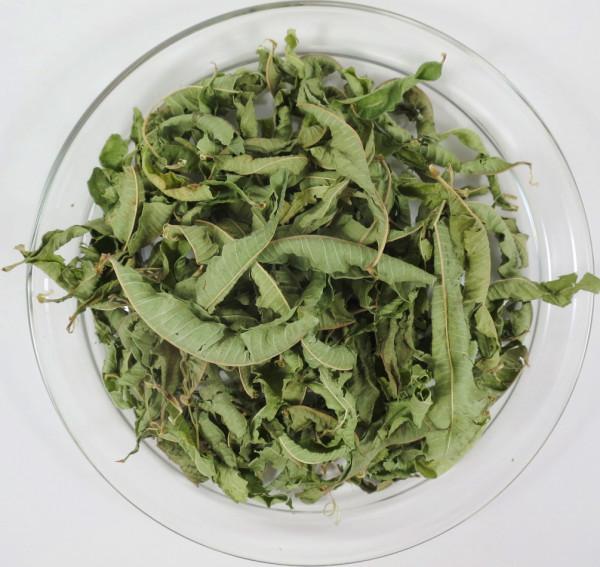 Verbene Blätter gesiebt, BIO - 50g Packung