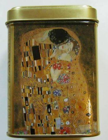 Teedose Klimt