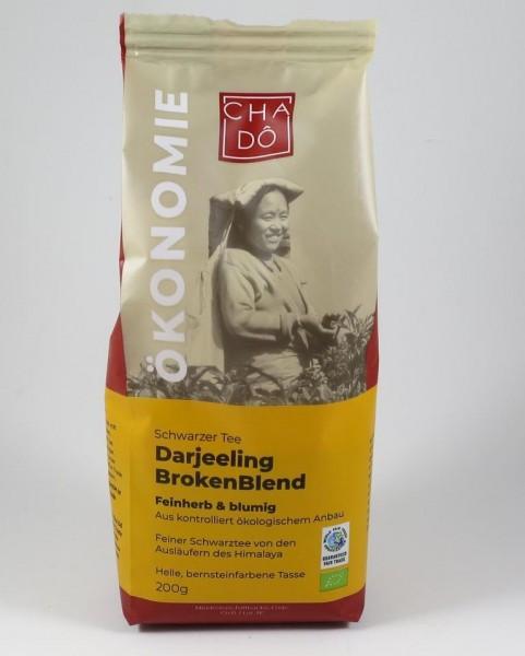 Fairtrade Darjeeling Broken Blend BIO - 200g Packung