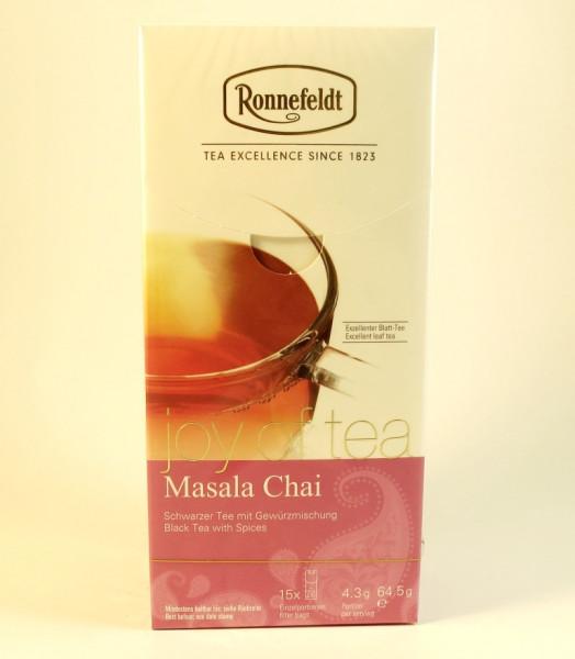 Masala Chai, Joy of Tea