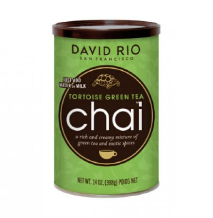 Tortoise Green Chai, David Rio