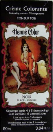 Henna Tönung SCHWARZ