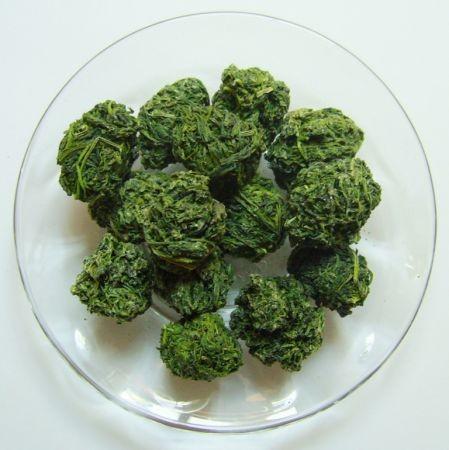 Jiaogulan Kugeln- Pflanzenrohstoff