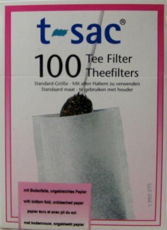 Papierfilter t-sac 100