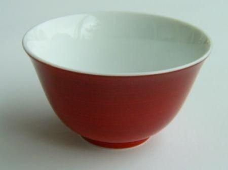 Cup Yoko rot