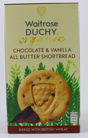 Duchy Chocolate Vanilla BIO