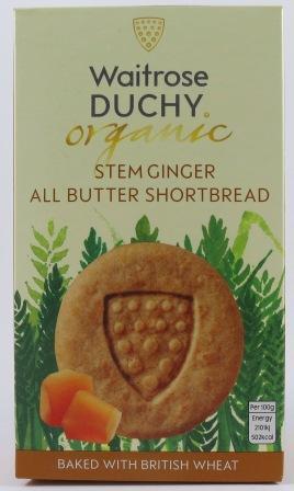 Duchy Stem Ginger BIO
