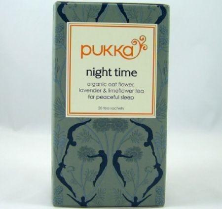 Night Time BIO Pukka Tee