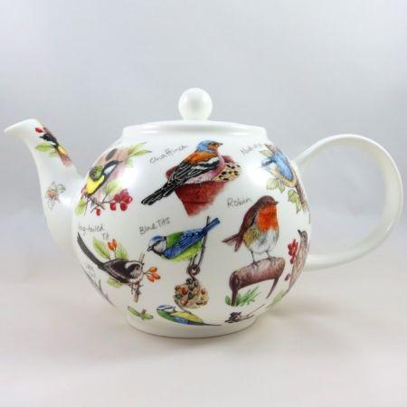 Teapot Birdlife Large
