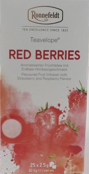 Red Berries, Teavelope®