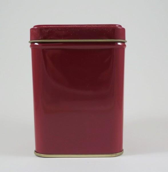 Teedose Rot