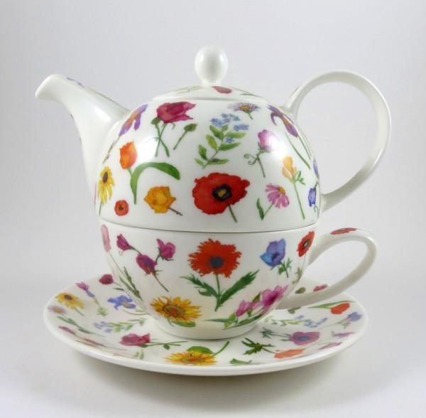 Tea for One-Set Flora