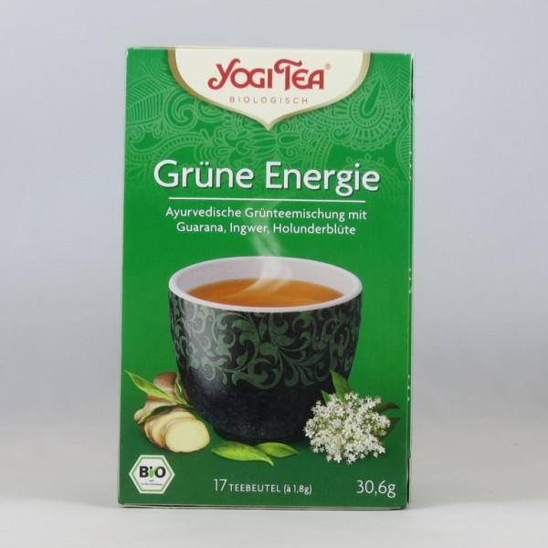 Yogi Grüne Energie