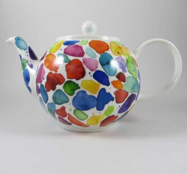Teapot Blobs Small