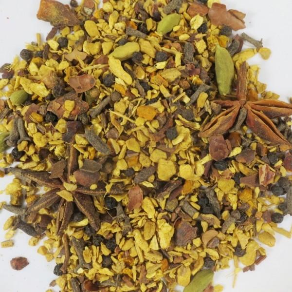 Chaitee, Golden Curcuma Chai Bio, Ronnefeldt