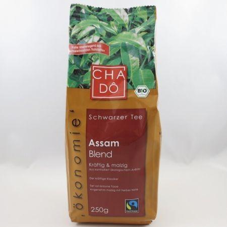 Fairtrade Assam Blend BIO - 250g Packung