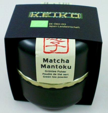Matcha Mantoku BIO, 30g, KEIKO