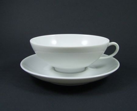 Tasse mit Untertasse Classic