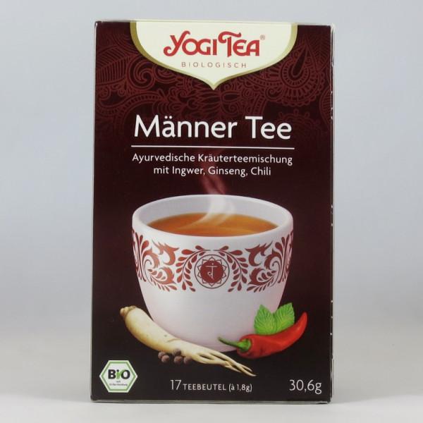 Yogi Männer Tee