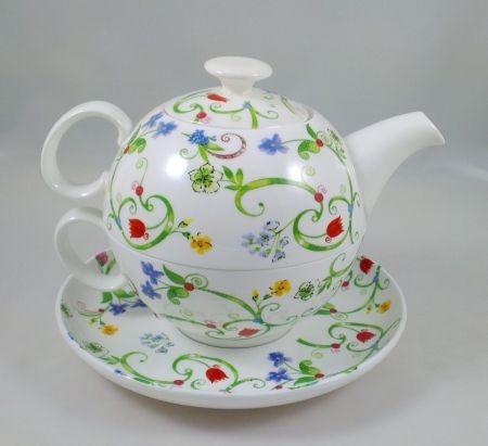 Wiesenblume tea-for-one