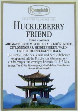 Huckleberry Friend