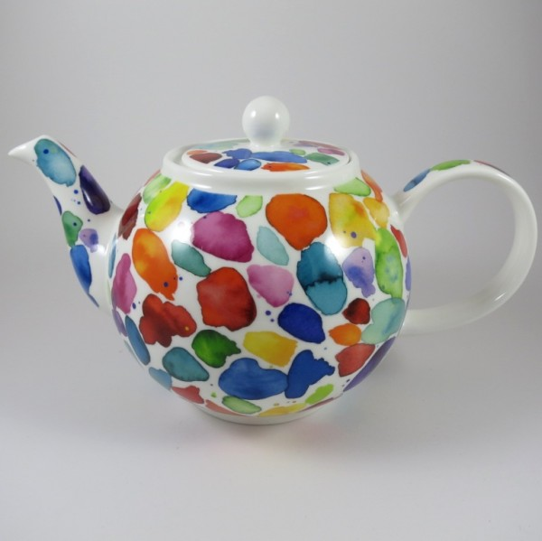 Teapot Blobs Large