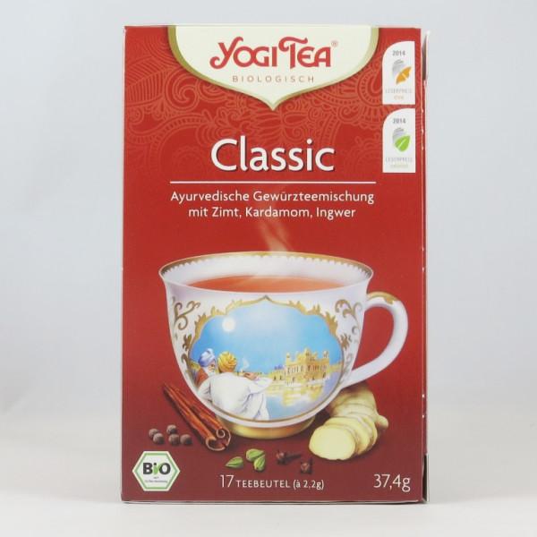 Yogi Classic Chai