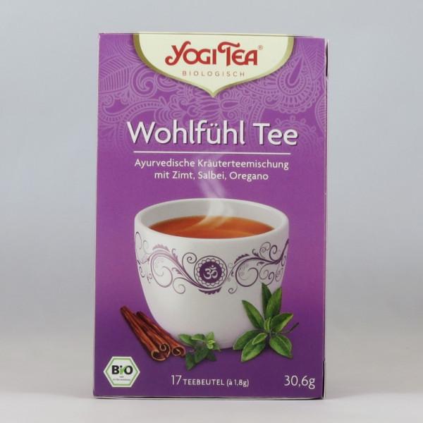 Yogi Wohlfühl Tee
