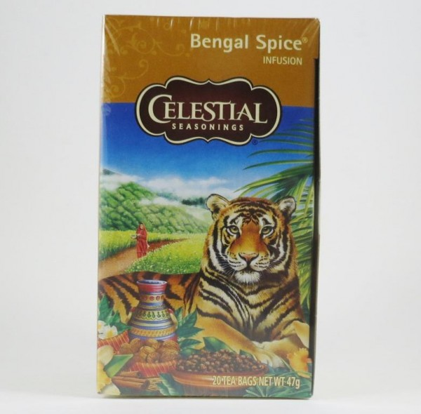 Bengal Spice Teebeutel