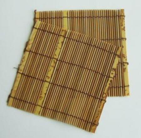 Untersetzer Bambus, 2er-Set