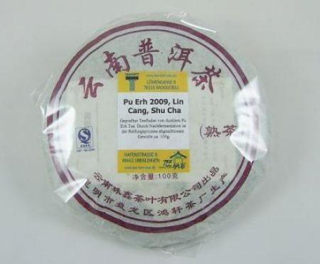 Pu Erh, Lin Cang, Shu Cha