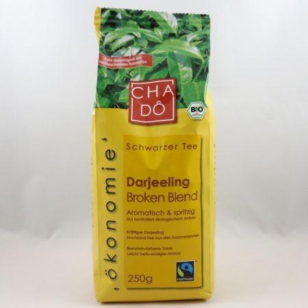 Fairtrade Darjeeling Broken BIO - 250g Packung