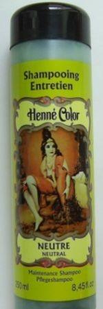Henna Pflegeshampoo FARBLOS