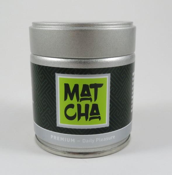 Premium Matcha Daily Pleasure Bio, 40g
