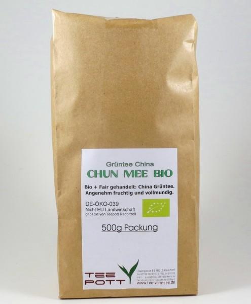 Grüner Tee China, Chun Mee Bio