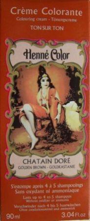 Henna Tönung GOLDKASTANIE